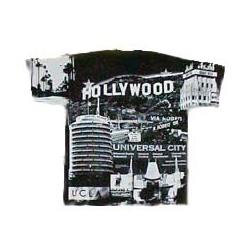 Hollywood Collage T-shirt