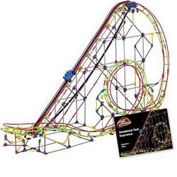 K'NEX Education Amusement Park Experience