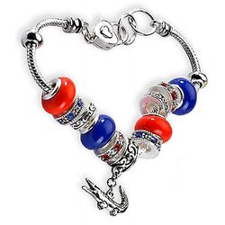 Women's University of Florida Charm Bracelet