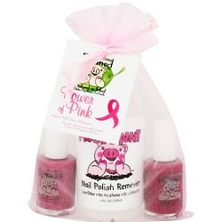 Power of Pink Piggy Paint Nail Polish Gift Set