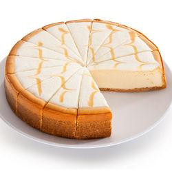 9-Inch Dulce De Leche Cheesecake