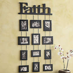 Faith Photo Frame