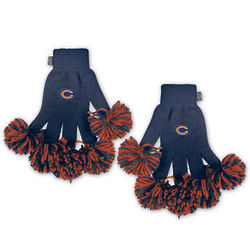 Chicago Bears Spirit Fingers Glove