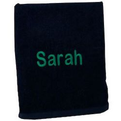 Personalized Oversized Beach Towel