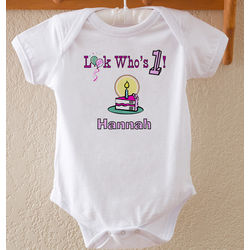 Birthday Kid Baby Bodysuit