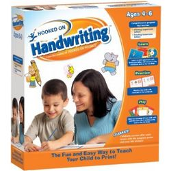 Hooked on Handwriting Kit