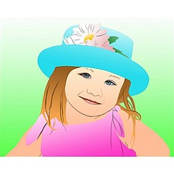 Pop Art with Elegant Colors from Your Photo