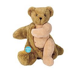 """15"""" Birthday Suit Teddy Bear"""