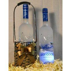 Grey Goose Vodka Gift Basket