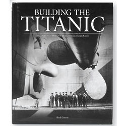 Building of the Titanic Book