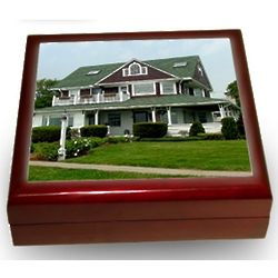 Personalized Photo Tile Box
