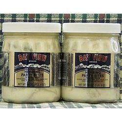 2 Jars of Herring in Cream Sauce