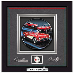 Corvette: American Dream Car Shadowbox