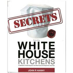 Secrets from the White House Kitchens Cookbook