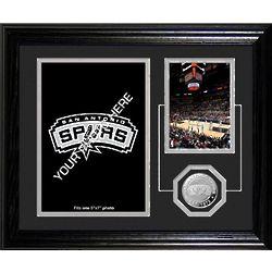 San Antonio Spurs Fan Memories Mint Desktop Photograph