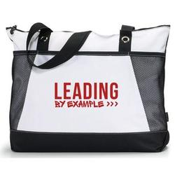 Leading By Example Sport Tote