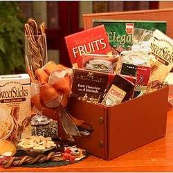 Sincere Gratitude Gourmet Gift Box