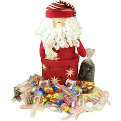Santa Tower Candy Gift Box