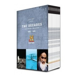 The Decades 20th Century DVD Collection