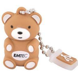 Brown Teddy Bear 4GB USB Flash Drive