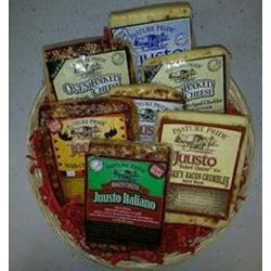 Juusto & Oven Baked Cheese Sampler Gift Box