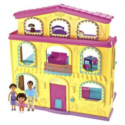 Playtime Together Dora and Me Dollhouse