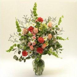 Bells of Ireland Bouquet