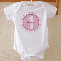 It's Your Birthday Baby Bodysuit