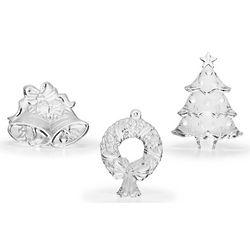 Glass Ornament Set