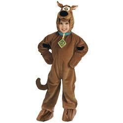 Kid's Deluxe Scuby Doo Costume