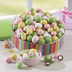 Easter Chocolate Marshmallow Eggs Gift Tin