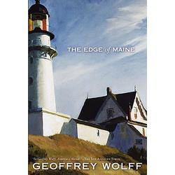 The Edge of Maine Book