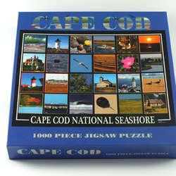 Cape Cod National Seashore Jigsaw Puzzle