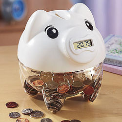 Digi-Piggy Bank