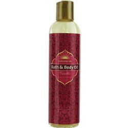 Vanilla Bath & Body Oil
