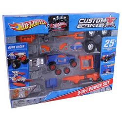 Hot Wheels Custom Motors Full Force 3 in 1 Dune Racer Power Set