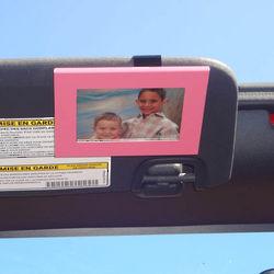 Hot Pink Visor Frame