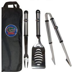 Florida Gators BBQ Set with Bag