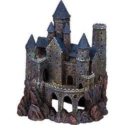 Large Magical Castle Aquarium Ornament