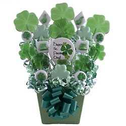 St. Patrick's Day Lollipops Tin