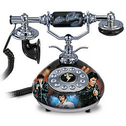 Antique Elvis Presley Telephone