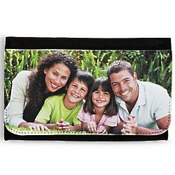 Personalized Color Photo Cover Wallet