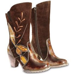 Sottana Western-Style Boots