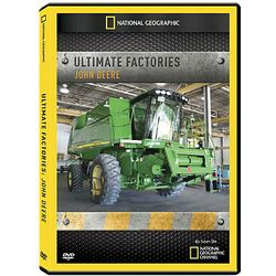 Ultimate Factories: John Deere DVD