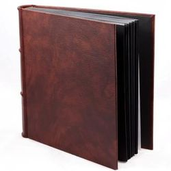14x14 Italian Leather Photo Album