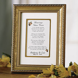 Marriage Takes Three Print