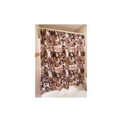 Hollywood Stars Shower Curtain
