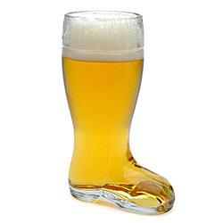 18 Ounce German Beer Boot