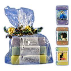 Fruit Assortment Soap Gift Pack