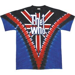 The Who Tie Dye T-Shirt
